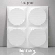 30x30 см 3D Художественная настенная панель фон для декора стен экстерьер 3D резьба рельефный 3D Wa перламутровый цветной Свадебный декор обои(Китай)