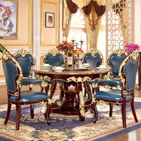 Antique dining table,antique dining room furniture