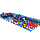 Large Children Indoor Soft Playground And Amusement slide Park items