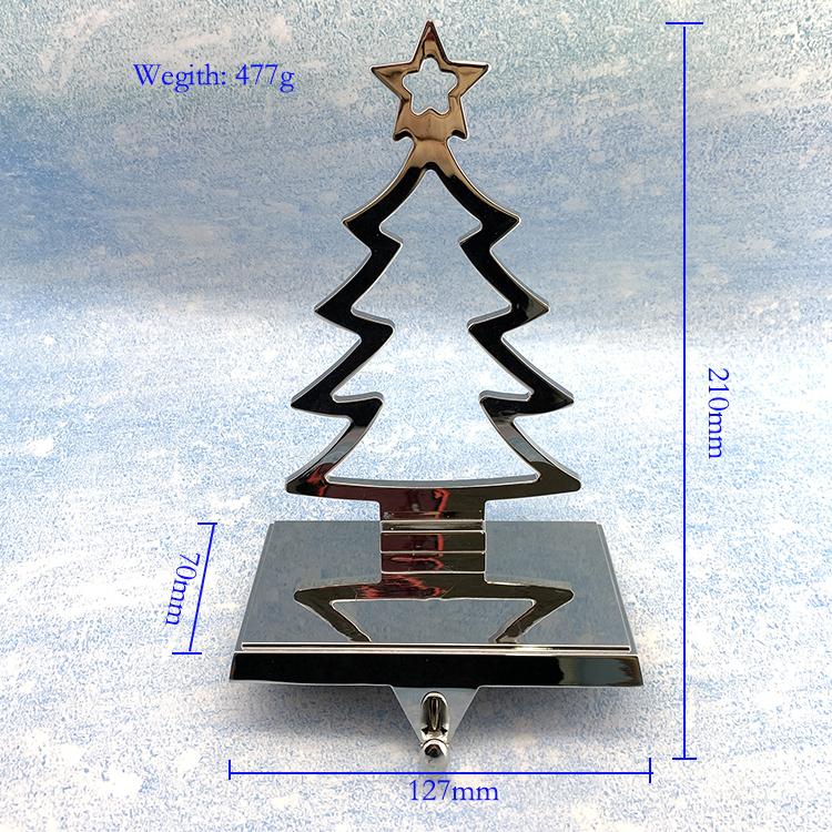 גור ראש מתכת תליית חג המולד קישוט לחיות מחמד כלב מתכת תמונה מסגרת קישוט