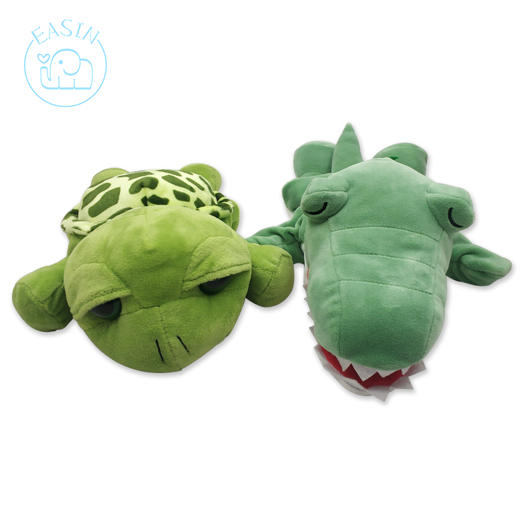 For Kids Game Interactive Soft Stuffed Hand Puppet Sets Animal