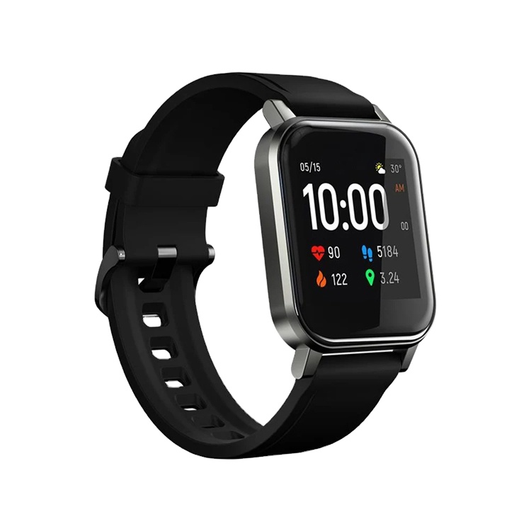 Haylou LS02 английская версия Смарт часы IP68 водонепроницаемый 12 Спортивные modescall напоминание Bluetooth 5,0 смарт-браслет цифровые часы