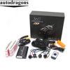 Autodragons 1080P Night Safe Driving 3D Bird View Camera 360 Degree Panoramic Parking System For Car