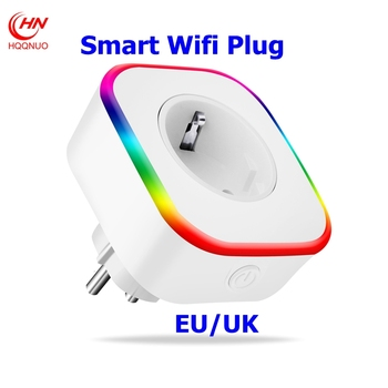 2019 new arrivals europe smart home power plug smart timer adapter wifi plug socket alexa eu uk wifi smart plug