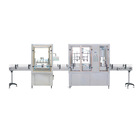 3-5L bottles Automatic filling capping and washing machine DFC-5L+DW-5L Bottle line