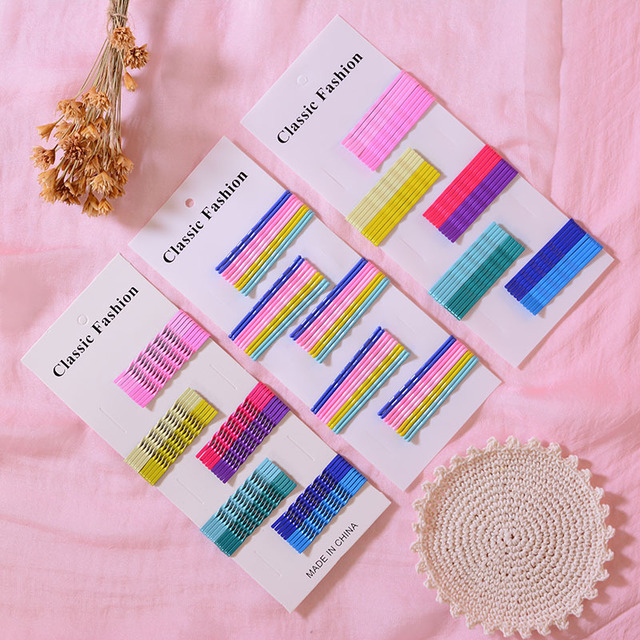 30 pces new design girls hair clips bobby pins