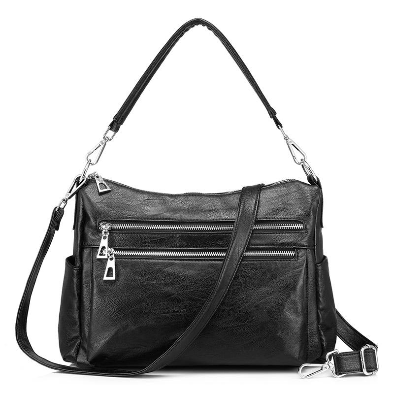 REALER сумки через плечо дизайнерские сумки высокое качество сумки через плечо для женщин сумки через плечо есть несколько карманов для бизне...(Китай)