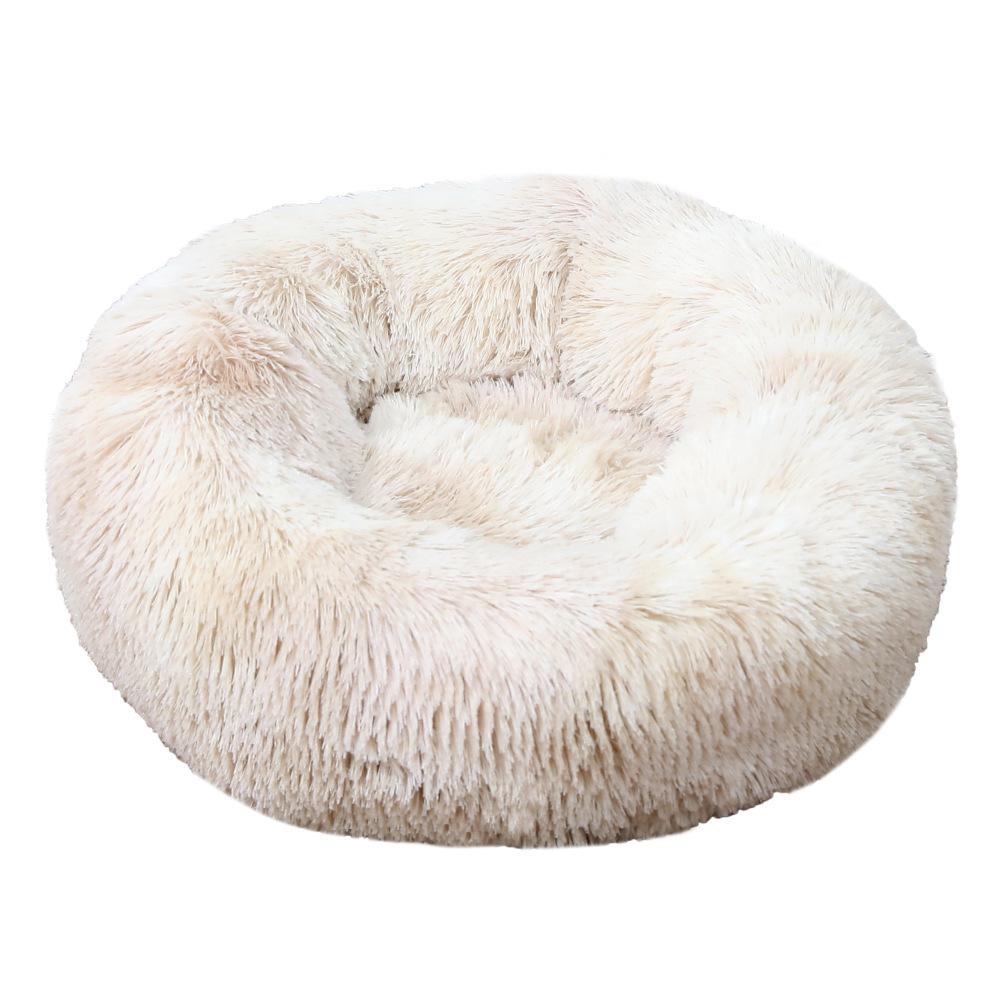 100cm Pet Beds big dogs sofa Donut Cuddler Improved Sleep Orthopedic Relief Washable dog bed