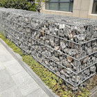 Gabion Stone Gabion Fence Factory Price Galvanized Gabion Box Wire Mesh Fence For Stone Retaining Wall