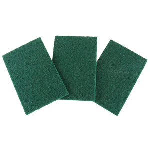 High Quality Customized Colors Polyester Nylon Heavy Duty Scouring Pad