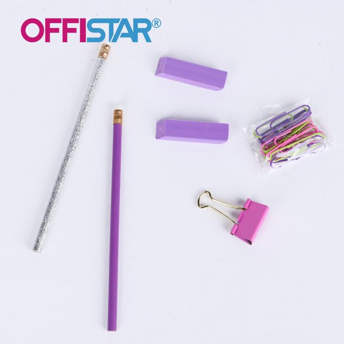Бестселлер офисные и школьные принадлежности Подарочный набор с цветной карандаш