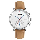 SKMEI 1399 New Luxury Fashion Quartz Leather Men Watch Casual Cool Brand Men Watch