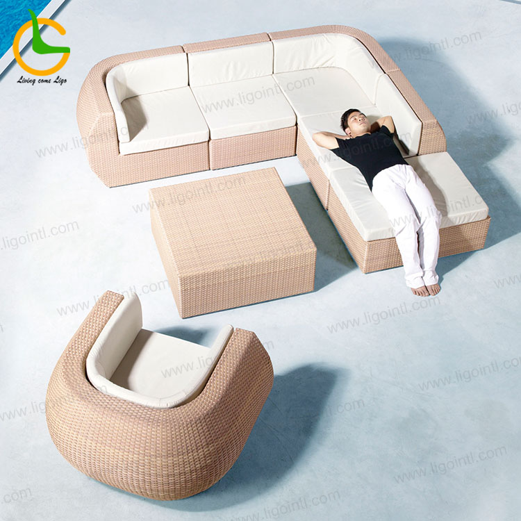 LIGO leisure ways world source international wilson and fisher hotel outdoor modern patio furniture