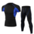 Anti Uv Quick Dry Fitness Workout Compression T Shirt Set For Men