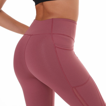 Compression Pants Sports Clothing Women Sexy Fitness Tights Skinny Leg Sweatpants Training Leggings Womens Athletic Apparel