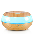 Led light scent aroma therapy oil diffuser made in china