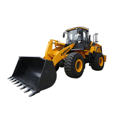 Speciale Ontworpen Hwy-50/14 Tunnel Opgraving Loader/Kleine Rots Graven Machine/Mine Mucking Loader Machine