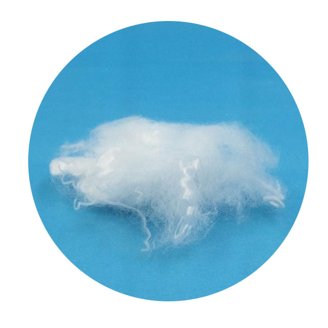 Competitive price pan acrylic staple fiber for cotton and wool spinning