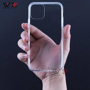 Ultra Thin 2020 Clear Transparent Case Support Wireless Charging Cases Cover for Apple
