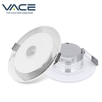 VACE China ODM/OEM Supplier SAA CE RoHS Plastics 5w Recessed LED Downlight