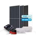 Solar Energy 3kw Off Grid PV Solar System Solar Energy System For Homeuse With Battery Backup