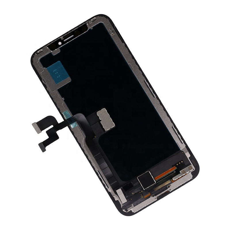 Hot selling unlocked replacements lcd touch screen for phone x