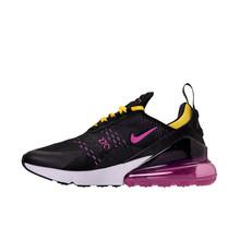Оригинальный и аутентичный с Nike Air Max 270 Для мужчин, кроссовки для бега на открытом воздухе спортивные дышащие шок впитывающие кроссовки ...(Китай)
