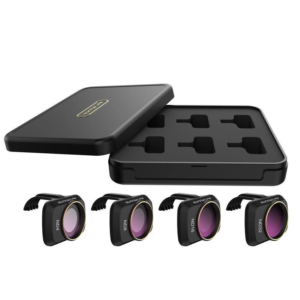 ND CPL NDPL MCUV комплекты RC объектив для беспилотника Набор фильтров для Mavic мини самолет мини камера многослойное покрытие Оптическое стекло r60(Китай)