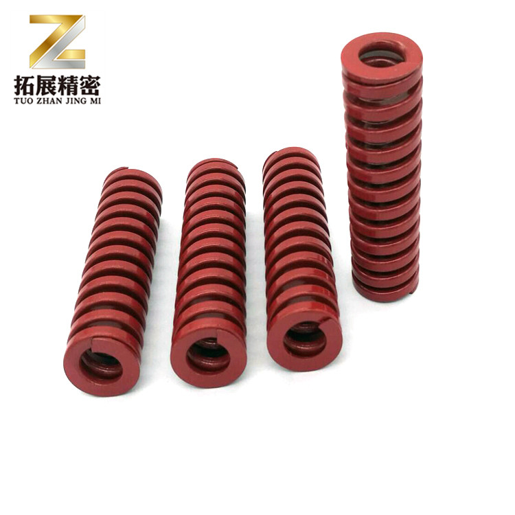 High precision compression injection OEM custom metal mould spring