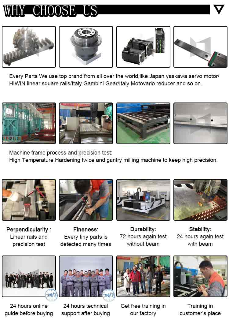 4015m3 metal sac boru fiber lazer kesim makinesi döner
