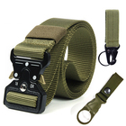 Belt Belts Hot Selling Men's Outdoor Tactical Belt Durable Military Nylon Belt Adjustable Army Duty Belts With Alloy Buckle