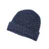 wholesale factory slouch pom winter knitted beanie hat