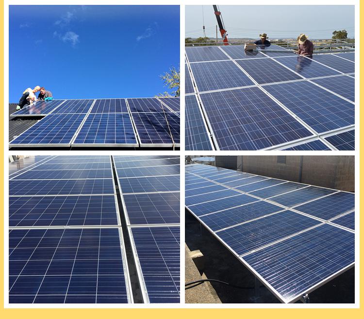265 W Solar Panel Kits