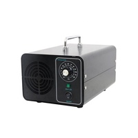 Free spare parts PORTABLE domestic ozone generator 5g air purifier