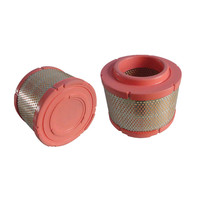 Polyester and Carbon Material Automobile Engine Air Filter C23107