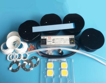 Diy Cob Led Grow Light 200w Kingbrite 4 Cree Cxb3590 Chips With Reflector Buy Cxb3590 Cree Cree Cxb 3590 Cob Grow Light Product On Alibaba Com