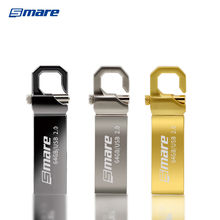 Smare C8 USB 2,0-<span class=keywords><strong>Sticks</strong></span> 64GB Metall High-Speed 16GB 32GB Stick Pen Drive Reale kapazität 128GB Individuelles Logo USB Stick