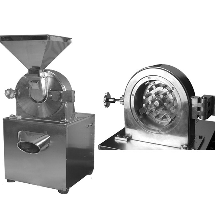 Manufacture different kinds of flour wheat mill grinding machine spice paprika grinder machine