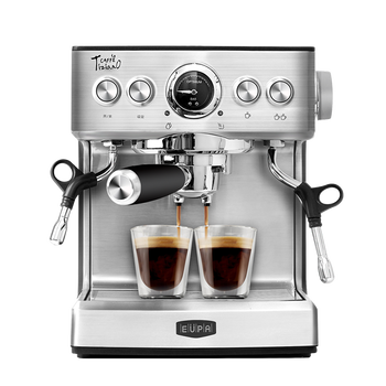 Commercial Wholesale Industrial Espresso coffee machine Sliver home coffee maker machine automatic