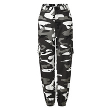 New <strong>design</strong> casual long <strong>trousers</strong> <strong>women</strong> camouflage <strong>pants</strong> <strong>for</strong> wholesales