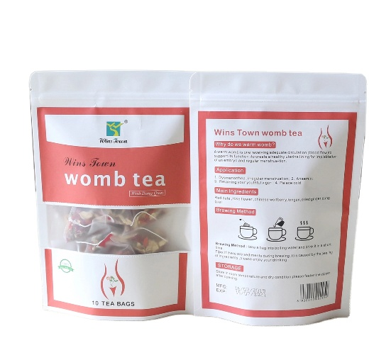 Wholesale Womb Detox Tea for Menstrual Cramps for Cold Hands And Feet Uterine Cold Menstrual Cramp Womb Tea - 4uTea | 4uTea.com