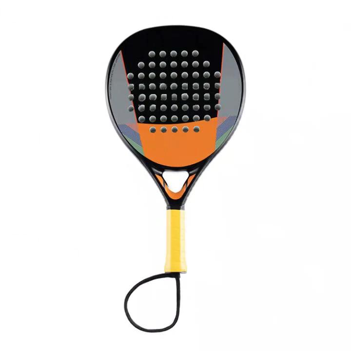 Outdoor Sport Spel Eva Geheugen Flex Foam Core Padel Paddle Rackets