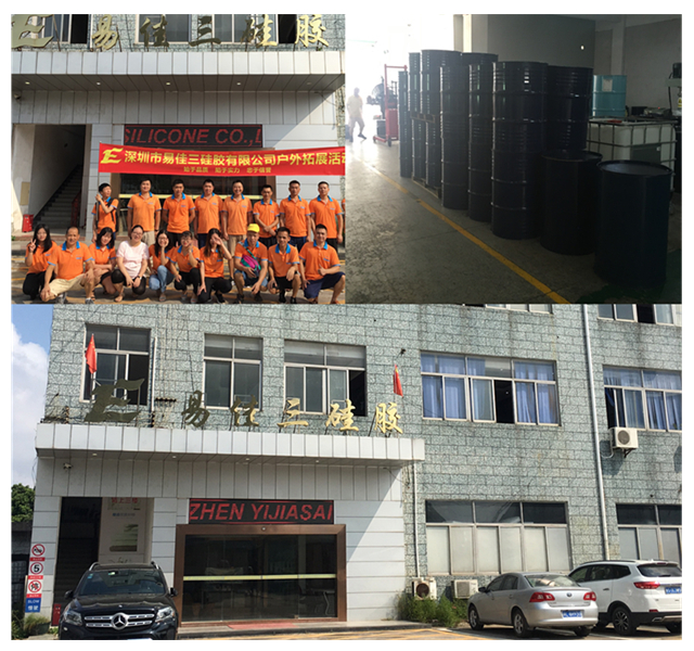 Yijiasan Molding Silikon Cair untuk GRC/GRG/Gfrc/Beton dengan Kualitas Tinggi