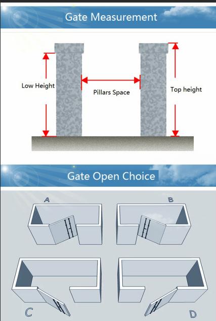 Сад безопасности передний главный вход подъездная дорога раздвижные ворота