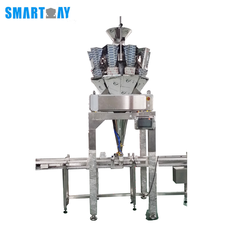 Smart Weigh pack filling filling machine manufacturers for business for food weighing-3