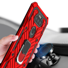 for lg k51/stylo 6/harmony 4 hybrid Kickstand Mobile Phone Case Cover For lg k31