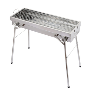 Commercial cyprus rotisserie bbq grill Stainless steel outdoor charcoal Bbq barbecue fold up Barbecue grill