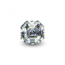 2018 Nuovo <span class=keywords><strong>moissanite</strong></span> anello di diamante asscher cut <span class=keywords><strong>moissanite</strong></span>