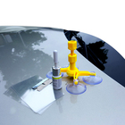 With Upgraded Repair Resin  Fixing Crack And Scratch Windshield Glass Repair Kit/