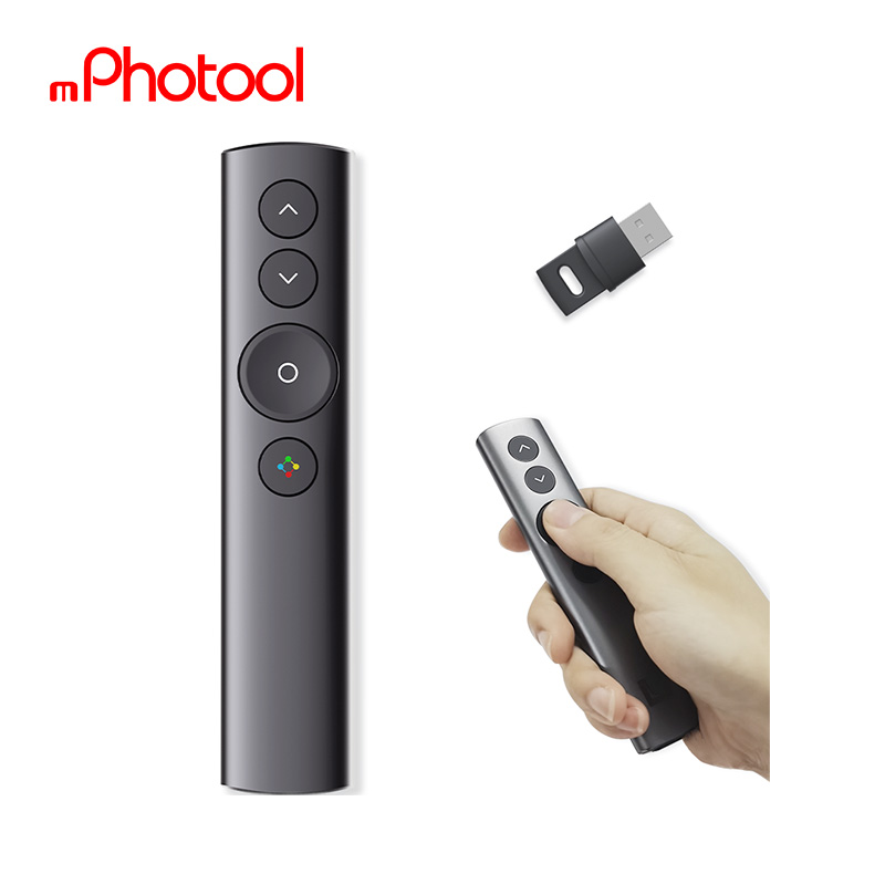 2021 Presenter Remote PowerPoint PPT Presentation Clicker with Flash Disk 8G pointer